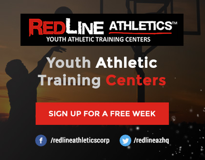 Redline Athletics - Youth Athletics Training Centers