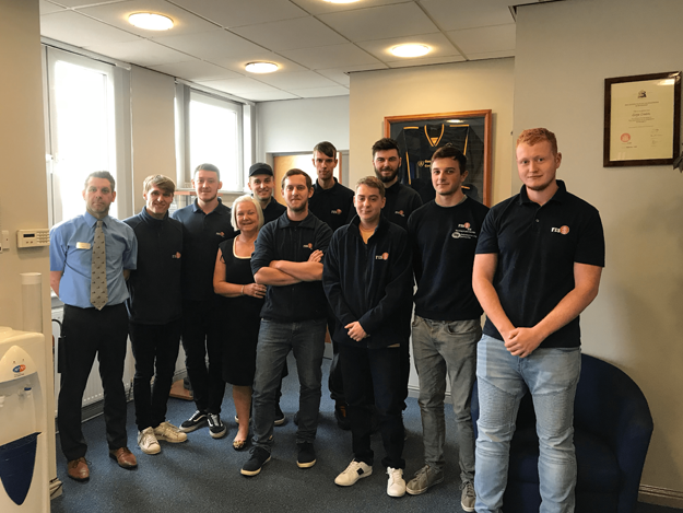 Our Forth Valley Apprentices